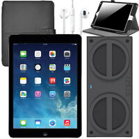 Apple iPad Air (9.7in, 32GB, WiFi Only, 5th Gen, Space Gray)  MD786LL/A (Bundle)