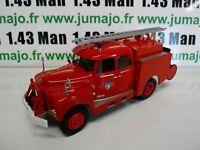 CP27bH POMPIER 1/43 altaya IXO Camionciterne lourd spécial Drouville Citroën 46