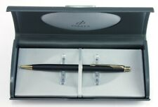 Parker Insignia Pencil Matte Black Gold Trim New Gift Boxed No reserve