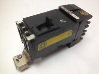 Square D FA24040BC I-Line Circuit Breaker 40A 480V 2P Type FA 250VDC 40 Amp