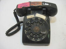 A OLD VINTAGE BELL SYSTEM WESTERN ELECTRIC ROTARY PHONE TELEPHONE