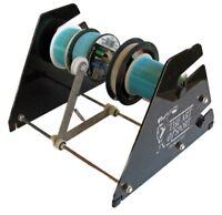10 PC Rack and Reels / line winder / line spooler / spool holder / fishing gear