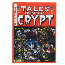 Tales From The Crypt Halloween 666 Iron On Patch Red Punk Horror Gothic Retro