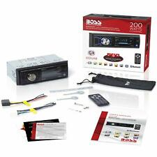 NEW Car Stereo Digital Media Receiver with Bluetooth MP3/USB/WMA AM/FM Radio