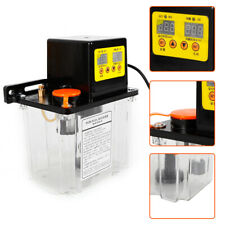Lube Oil Pump Digital Display Automatic Lubrication Pump for textile machinery