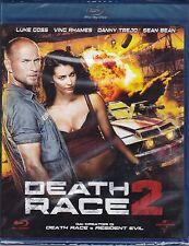 Blu-ray **DEATH RACE 2** nuovo 2011