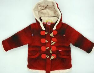 Warm Original Duffle Coat Jacket By Cakewalk Size 92