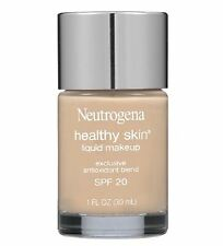 Neutrogena Healthy Skin Liquid Makeup SPF 20, Buff [30], 1 oz