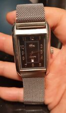 Lacoste Rare Liverpool Mens Watch Mesh Band #201063