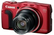 Canon Digital Camera Power Shot Sx700 Hs Red Optical 30 Times Zoom Pssx700Hs (Re
