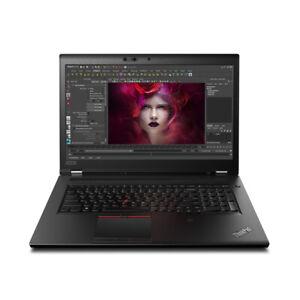 Aussteller Lenovo ThinkPad P72 17,3UHD Xeon E-2186M-128GB Ram-Quadro P5200M 16GB