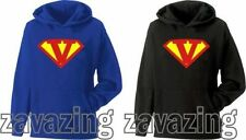 Polycotton Logo Hoodies (2-16 Years) for Boys