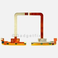 US AT&T HTC One X & Canadian Model, One XL Keypad Touch Senor Key Mic Flex Cable
