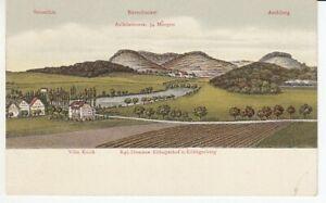 Ansichtskarte Baden Württemberg Eilfingerhof Villa Koch Kraichgau