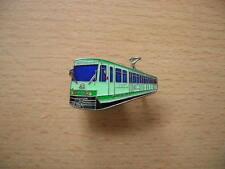 Pin Anstecker Straßenbahn Bonn grün Art. 6128 Lok Zug Eisenbahn