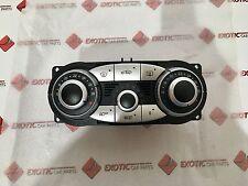 MERCEDES SLR  Klimabedienteil schalterleiste AC Switch control unit 199830485
