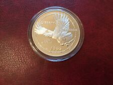 More details for 1994 usa silver proof $1 one dollar coin 'national prisoner of war museum'