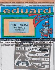 1:32 Eduard Ätzteile Detail Set Color Modellbau - 3304 Fw 190D-9 dashboard