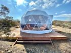 Geodesic Dome Tent - 16.4ft (5m) -prefab Geodome, Business, Outdoors, Camping