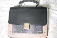 New Look Faux Leather Outer Snakeskin Handbags