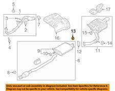 KIA OEM 11-18 Optima 2.4L-L4-Exhaust Nut 1318312000