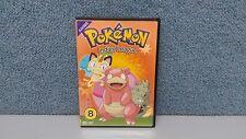 Pokemon Indigo League - Vol 8 DVD