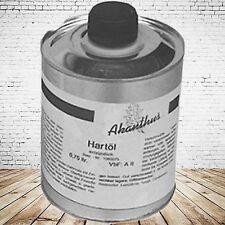 Hartöl 0.75 Ltr. für die perfekte Vorarbeit +Finish Oberflächen Behandlung