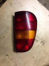 VW Caddy Seat Inca NSR lamp