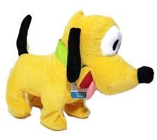 Disney Baby Pluto Walking Barking Tail Wagging Animated Pet Dog Plush Toy Pet AZ