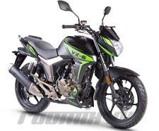 ZIPP VZ-6 PRO 125 NAKED BIKE 125 ccm MOTORRAD 2 FARBEN EURO 4 NEUFAHRZEUG