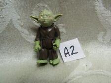 Vintage Loose 1980 Star Wars Empire Strikes Back Yoda Jedi Master Figure C8.5 HK