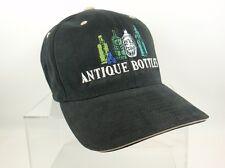 Black Antique Bottle Hat