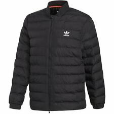 Adidas SST Outdoor Mens Padded jacket black Brand New Size Medium