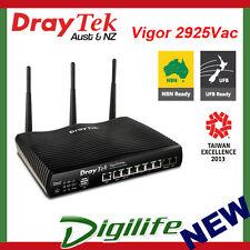 Draytek Vigor 2925Vac Dual Gigabit-WAN AC1600 Broadband VPN Firewall Router