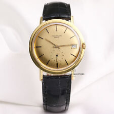 Patek Philippe Calatrava 3541 18K Yellow Gold
