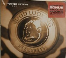 Good-looking records. Points in Time 7 cd. Mix by nookie. GLRPIT007 Drum & bass
