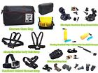 GZ6 Accessories kit Case Strap Bike Mount Holder Monopod FOR SONY Action Cam