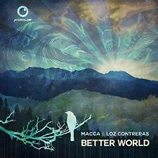 Macca and Loz Contreras - Better World LP [CD]