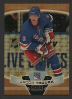 2019-20 O-Pee-Chee Platinum Golden Treasures JACOB TROUBA 1/1 New York Rangers
