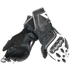 GUANTI DAINESE CARBON D1 LONG NERO BIANCO ANTRACITE TG M