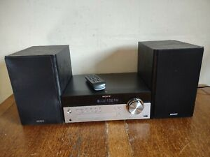 Sony CMT-SBT100B All-in-one Audio system with wireless Streaming-100W