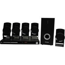 SYLVANIA Home Theater System 5.1 Channel DVD Black
