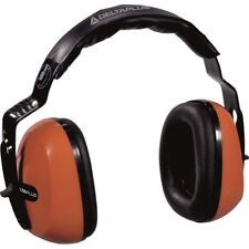 DeltaPlus Ear Defenders Ear Muff Hearing Protector Noise Reducing Earmuff  WS408