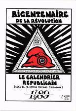 CPA Lardie Bicentenaire de la révolution -  (304330)