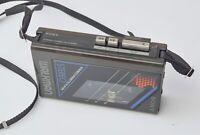 Superb Vintage Sony Walkman WM-25 Walkman Cassette Player (1986) # Read #