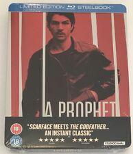 A Prophet Steelbook - UK Exclusive Limited Edition Blu-Ray **Region B**