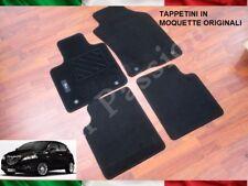 set TAPPETINI LANCIA YPSILON Y 2011> MOQUETTE ORIGINALI 4 PZ ANT + POST logo