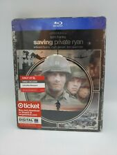 Saving Private Ryan (Blu-ray Disc, SteelBook) Target Exclusive Collectible