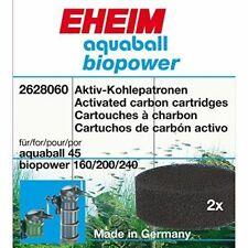 Eheim Carbon Cartridge Aquaball 45/BIOPOWER160-240 2628060