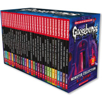 NEW Goosebumps Classic Collection by R. L. Stine 30 Book Box Set FREE AU POST!